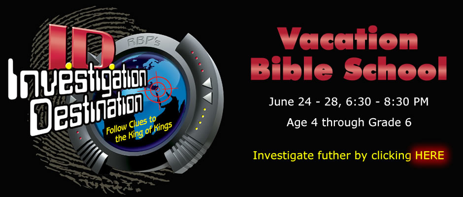 2013 Vacation Bible School