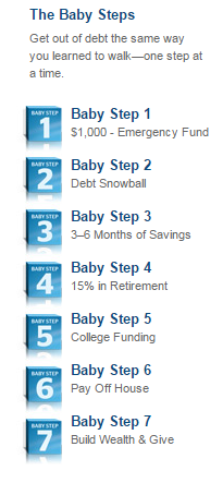 7 Baby Steps
