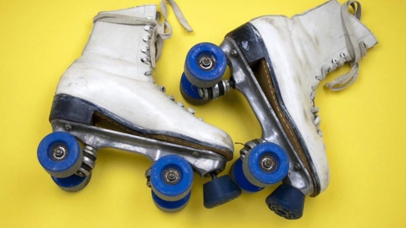 Family Roller Skating